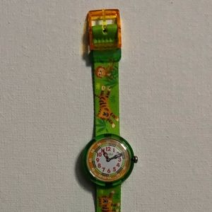 Super cute Flik Flak Watch for Kids